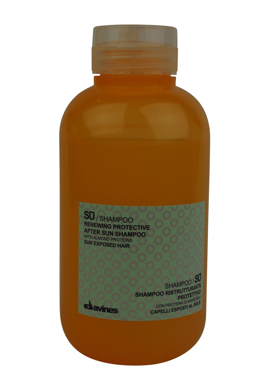 Davines SU Renewing Protective After Sun Shampoo 8.45 oz