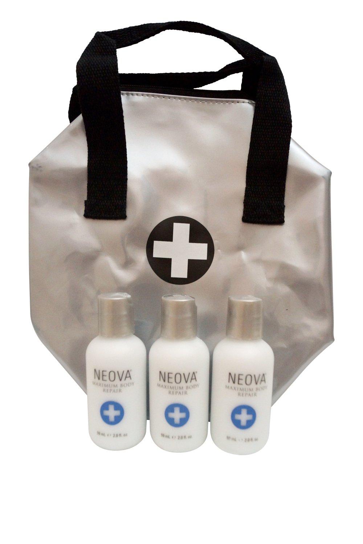 Neova Maximum Body Repair Trio with Travel Case