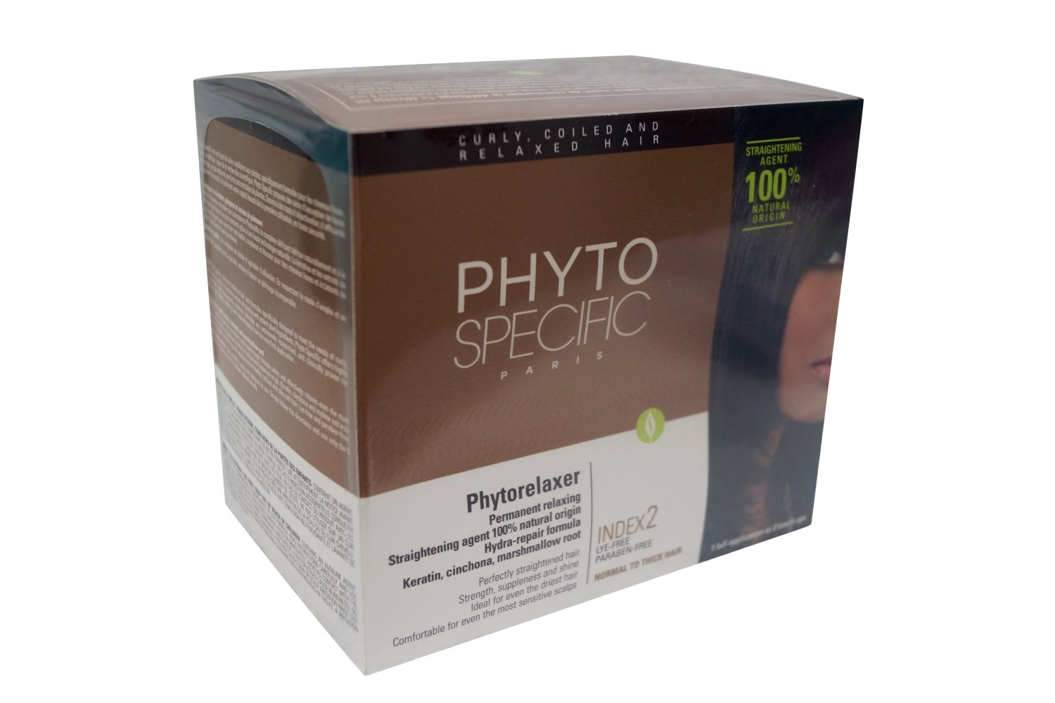 PHYTO SPECIFIC Phytorelaxer Index 2 Normal to Thick Hair