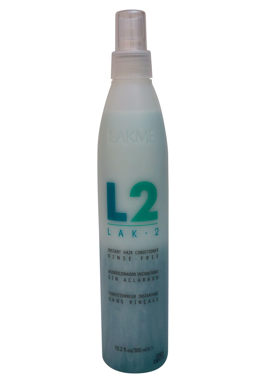 Lakme Lak-2 Instant Hair Conditioner 10.2 oz 300 ml