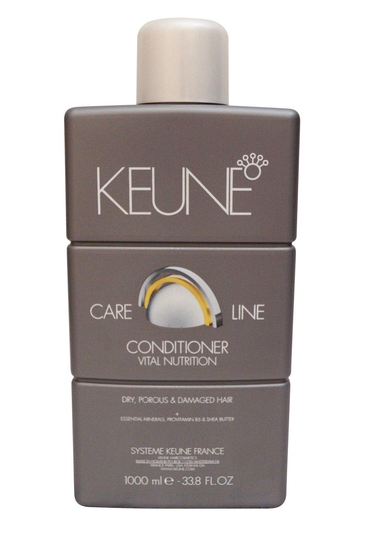 Keune Care Line Vital Nutrition Conditioner Dry, Porous & Damaged 33.8 oz