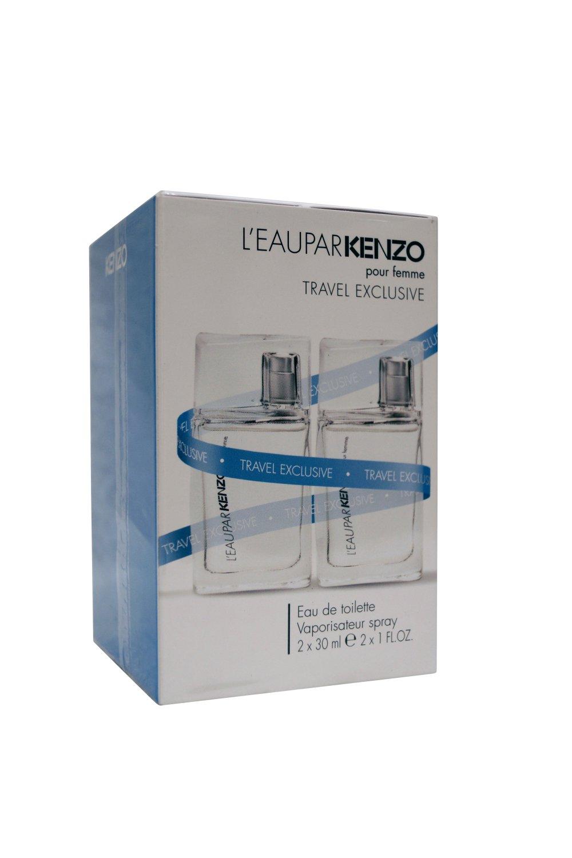 Kenzo L'Eau Par EDT Duo Set, 30 ml.