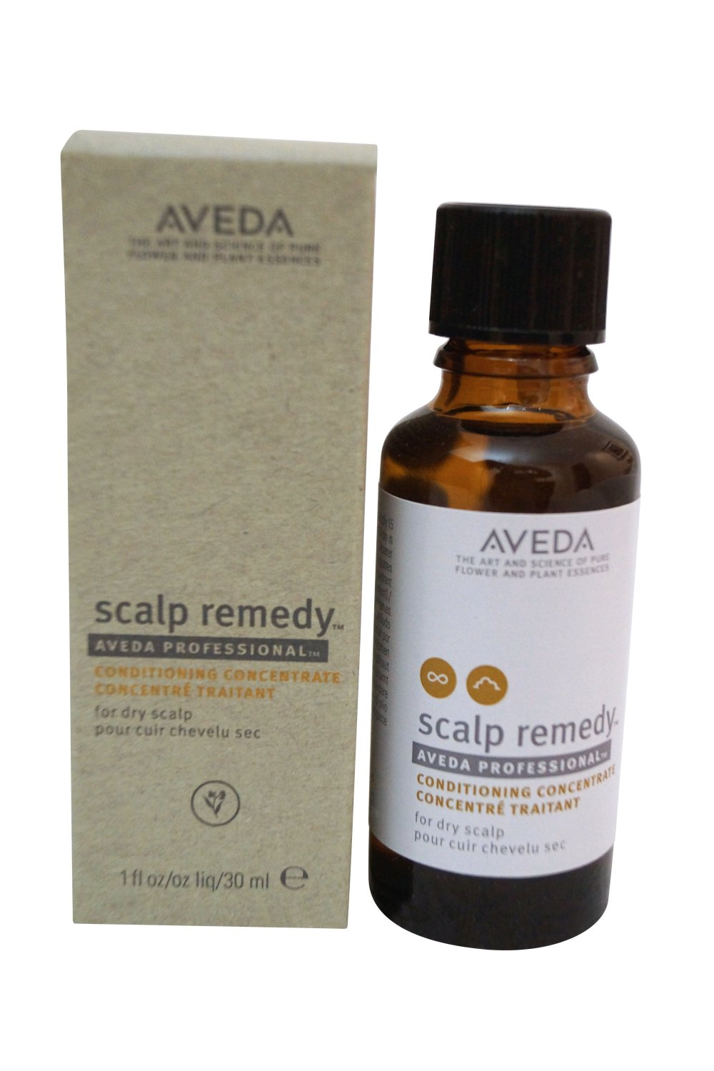 Aveda Scalp Remedy Conditioning Concentrate for Dry Scalp 1 oz