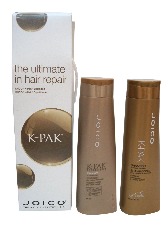 Joico K-Pak Shampoo & Conditioner Gift Box 10.1 oz
