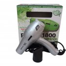 Parlux 1800 Eco Edition Silver Hair Blow Dryer FOR EUROPE/UK USE ONLY