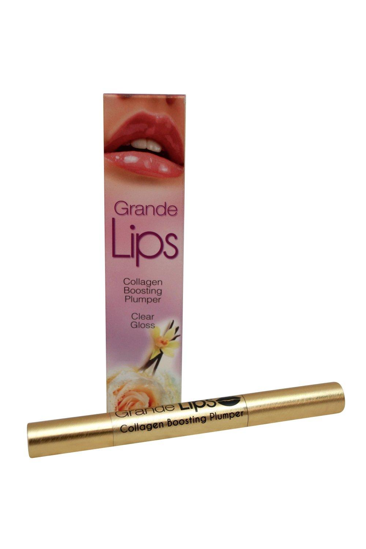 "Grande Lips ""New"" Collagen Booster Pumper, Clear 0.05 0z."