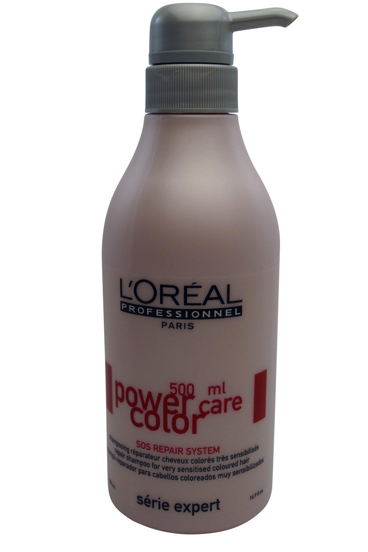 L'Oreal Professional Serie Expert Paris Power Color Care Shampoo 16.9 oz