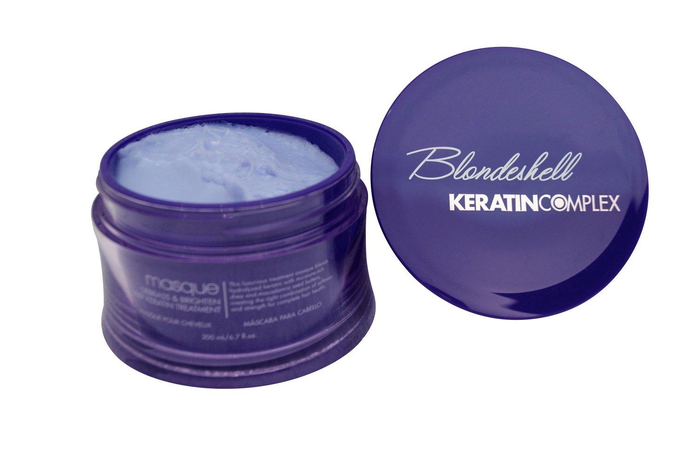 Keratin Complex Blondeshell Masque Deep Keratin Treatment
