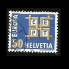 EUROPA CEPT STAMP SWITZERLAND HELVETIA 1963