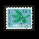 EUROPA CEPT STAMP SWITZERLAND HELVETIA 1965