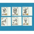 POLAND SET HUNTING AND RIFLE STAMPS 1981