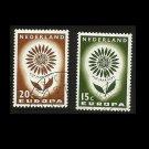 EUROPA STAMPS NETHERLANDS NEDERLAND 1964
