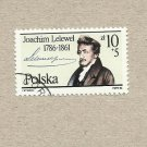 POLAND 200th ANNIVERSARY BIRTH JOACHIM LELEWEL HISTORIAN POLITICIAN STAMP 1986