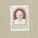AUSTRIA VISIT OF POPE JOHN PAUL II STAMP 1983