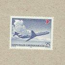 AUSTRIA AUSTRIAN AIRLINES STAMP 1973