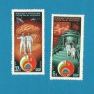 SOVIET UNION RUSSIA SOVIET BULGARIAN SPACE FLIGHT STAMPS 1979