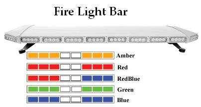 Fire Light Bar