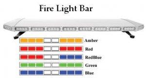 Fire Light Bar