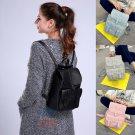 Artsivaris Vintage Women's Leather Backpack Travel Rucksack School Shoulder Bag