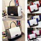 Artsivaris NEW Women Leather Handbag Casual Travel Tote Messenger Bag Purse