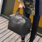 Elegant Big Vacation Handbag Leather Messenger Women Bag Travel Purse Tote