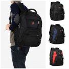 Waterproof Swiss 15.6 Laptop Computer Notebook Backpack Travel Work Commute Bag