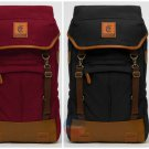 "Stylish 15"" Laptop Water Resistant Backpack Multicolor Travel Outdoor School Bag"