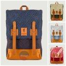 """Stylish Batik 14"""" Laptop Bag Waterproof Travel Campus School Vintage Backpack"""