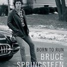 NEW Born to Run by Bruce Springsteen Hardcover Book (English) Free Shipping