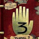 Disney Book Gravity Falls: Journal 3 by Alex Hirsch - Hardcover NEW SHIP WORLDWE