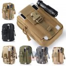 NEW Tactical Molle Pouch Belt Waist Pack Bag Military Fanny Pack Phone Pocket