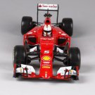 Ferrari SF15-T Sebastian Vettel F1 Racing - Scale 1:18 - Bburago Red Car Diecast