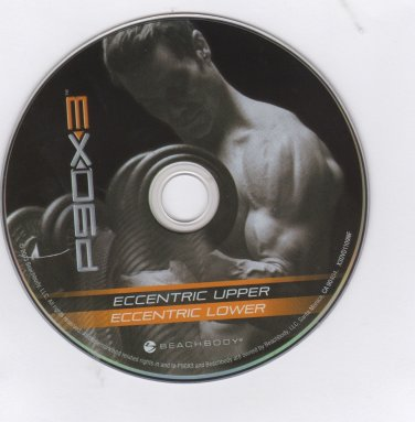 Beachbody P90X3 Eccentric Upper & Eccentric Lower Replacement