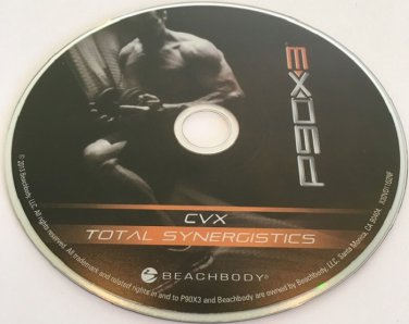 Beachbody P90X3 CVX & Total Synergistics Replacement