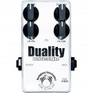 DARKGLASS DUALITY FUZZ BASS OVERDRIVE EFFECTS PEDAL