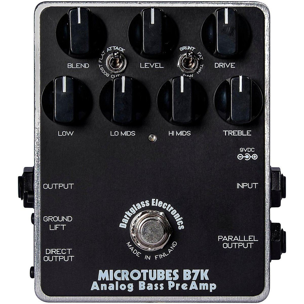 DARKGLASS MICROTUBES B7K BASS ANALOG PRE-AMP