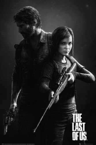 THE LAST OF US - GAMING POSTER / PRINT