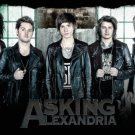 ASKING ALEXANDRIA - MUSIC POSTER