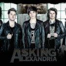 ASKING ALEXANDRIA - MUSIC POSTER