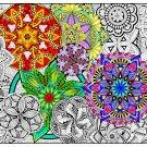 Mandala poster (excellent gift idea!!!)