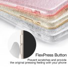 3 IN 1 Gradient Glitter Cover for iPhone