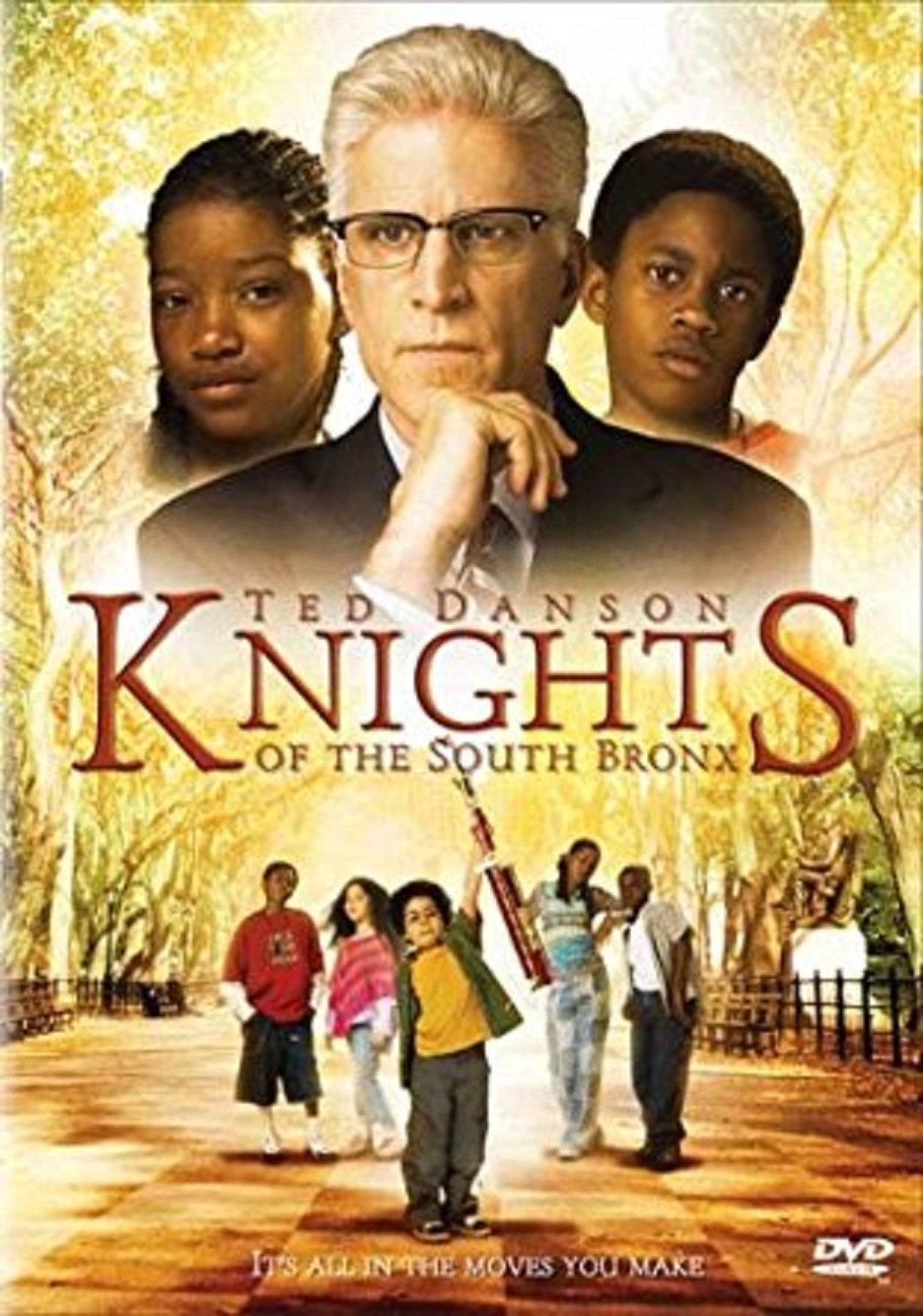 Knights of the South Bronx DVD Extremely Rare. Gift Quality