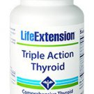 Life Extension Triple Action Thyroid 60 Capsules