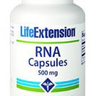 Life Extension RNA 500 Mg Capsules, 100 Count