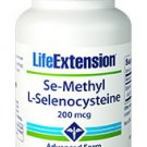 Life Extension Se-Methyl L-Selenocysteine 200 mcg