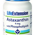 Life Extension Astaxanthin with Phospholipids 30 softgels