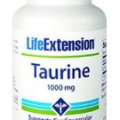 Life Extension Taurine 1000 mg Vcaps