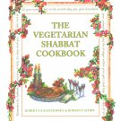 The Vegetarian Shabbat Cookbook softcover Book
