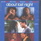About Last Night Blu-Ray with Kevin Hart & Michael Ealy
