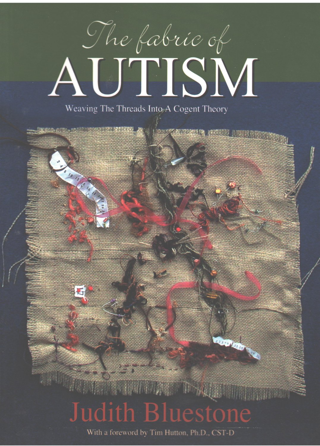 The Fabric of Autism paperback by Judith Bluestone